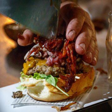 Děláš nej burger? Ukaž se!