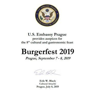 U.S. Ambasáda nás znovu podpořila
