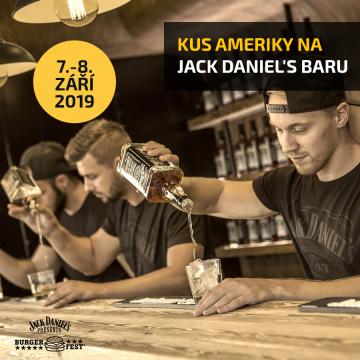 Jack Daniel's – Kus Ameriky, který kburgerům jednoznačně patří
