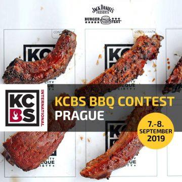 KCBS Contest v rámci Burgerfestu!
