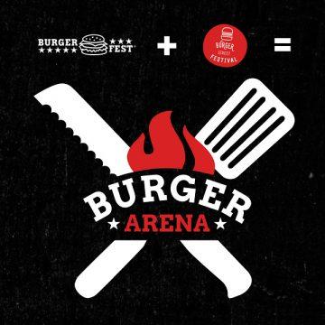 Burger Arena na Motosalonu v Brně!!