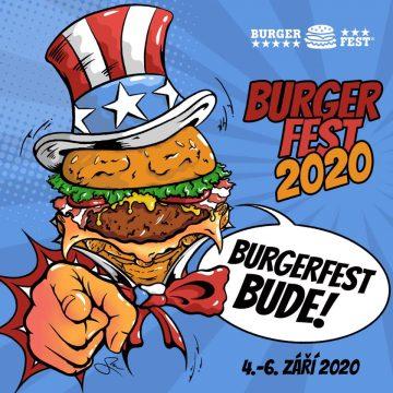Burgerfest bude a letos je vstup GRATIS!!